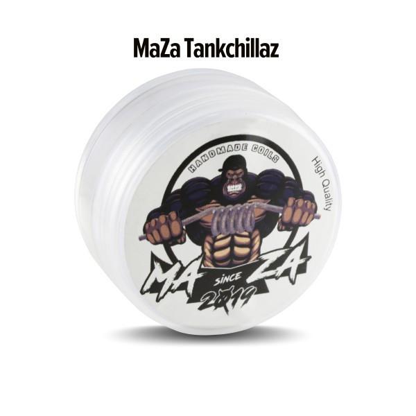 MaZa Coilz - Tankchillaz