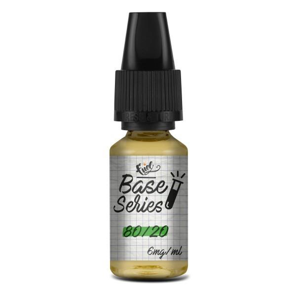 80-20 Base Series Liquid 10ml (6 mg/ml Nikotin)