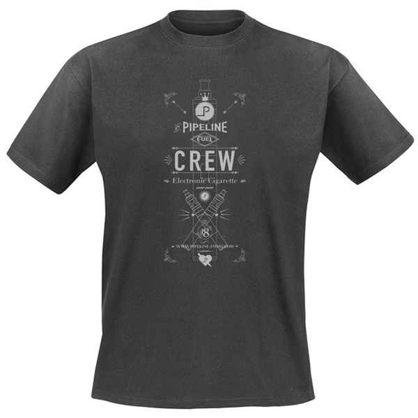 "T-Shirt ""Pipeline Crew"""