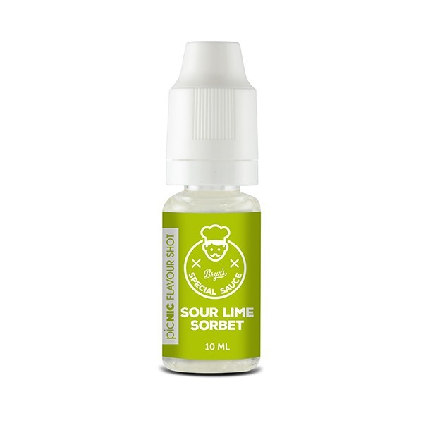 Sour Lime Sorbet Aroma 10ml