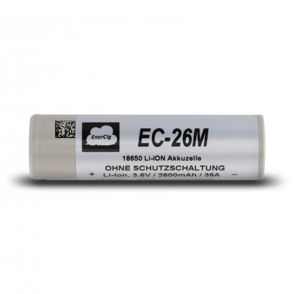 Enercig EC-26M 18650 2600mAh 35A