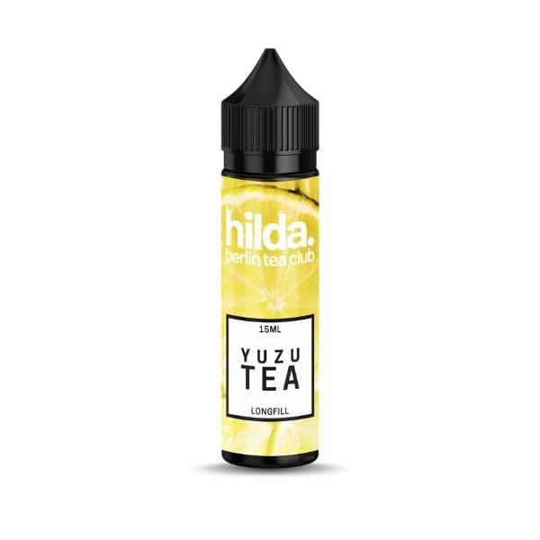 Hilda. Yuzu Tea Longfill 15ml