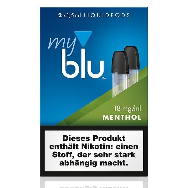 myblu Menthol Liquidpods