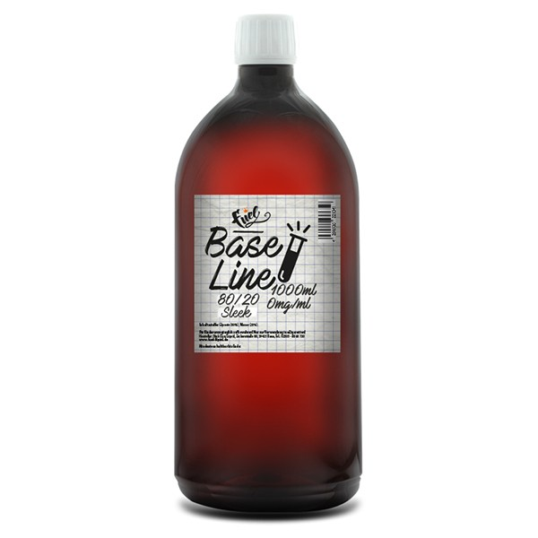 80-20 Sleek Base Line Liquid 1000ml