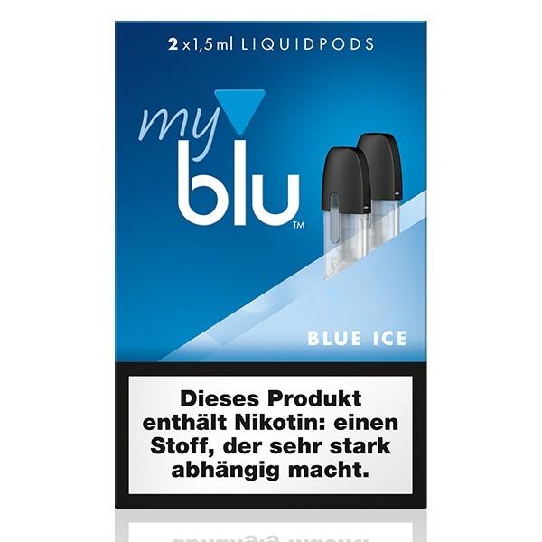 myblu BlueIce Liquidpods