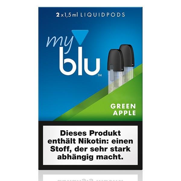 myblu GreenApple Liquidpods