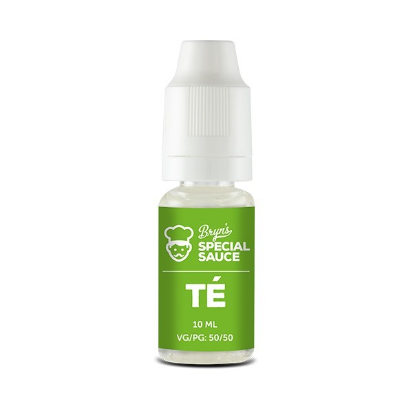 Té Liquid 10ml (3 mg/ml Nikotin)