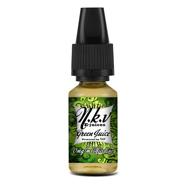 Green Juice Liquid 10ml (ohne Nikotin)