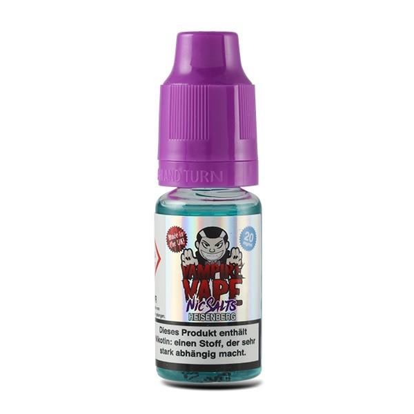 Heisenberg NicSalt Liquid 10ml (20 mg/ml Nikotin)
