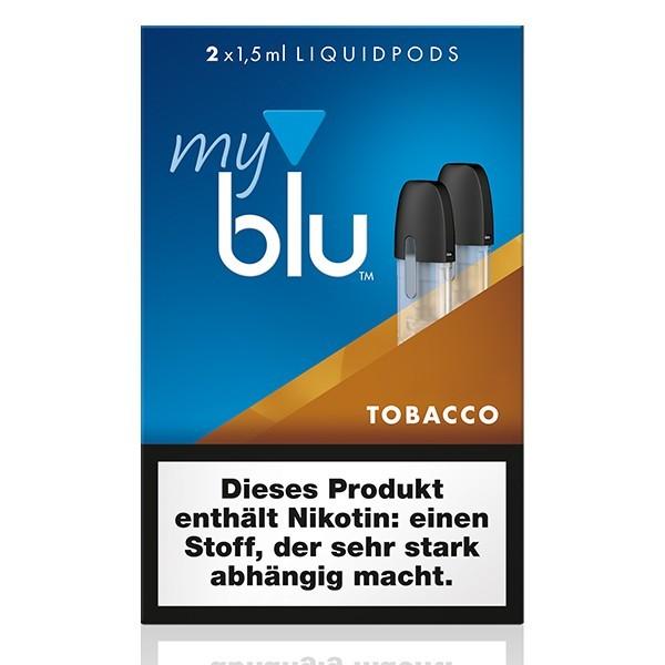 myblu Tobacco Liquidpods